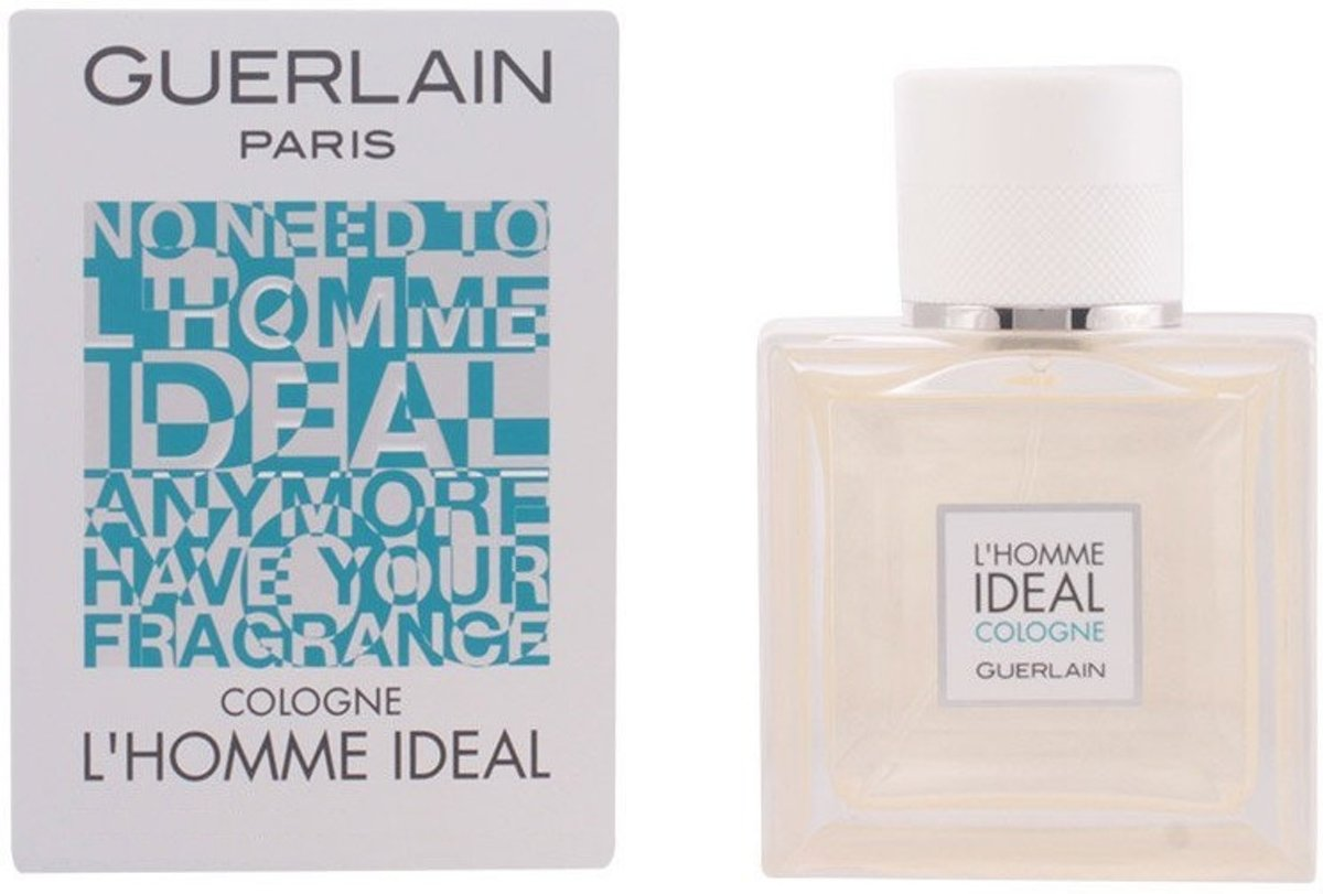 Guerlain - Eau de cologne - Ideal LHomme Cologne - 100 ml