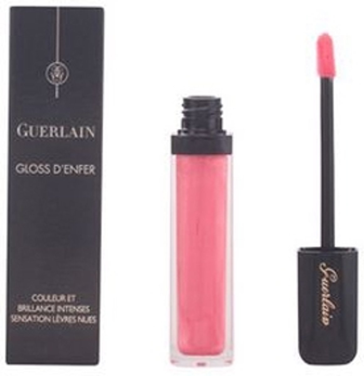 Guerlain Gloss DEnfer Maxi Shine Intense Colour - Browny Clap - Lipgloss