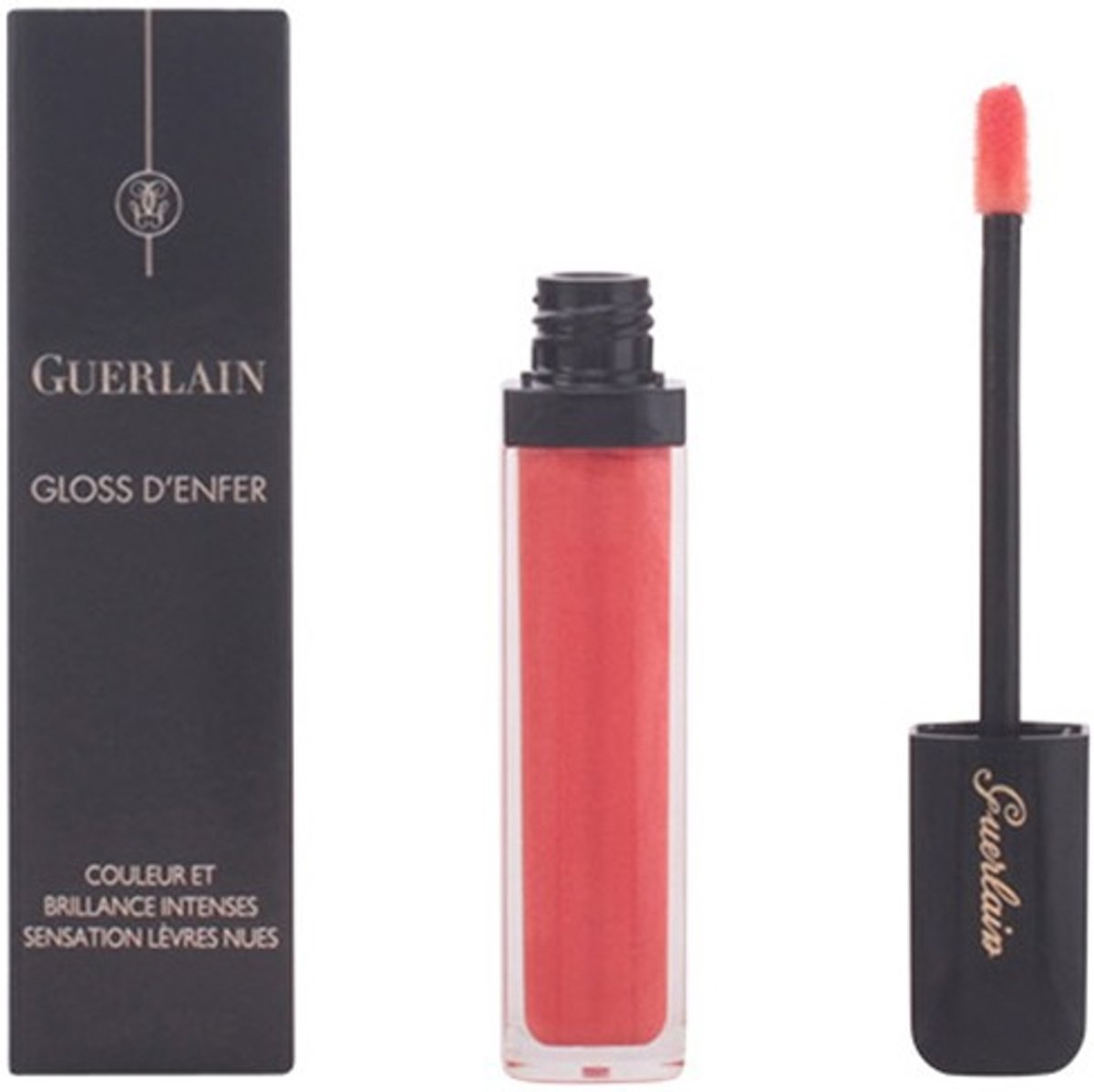 Guerlain Gloss DEnfer Maxi Shine Intense Colour 7.5 ml