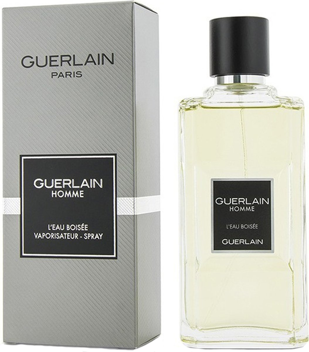 Guerlain Homme Leau Boisee 50ml EDT Spray