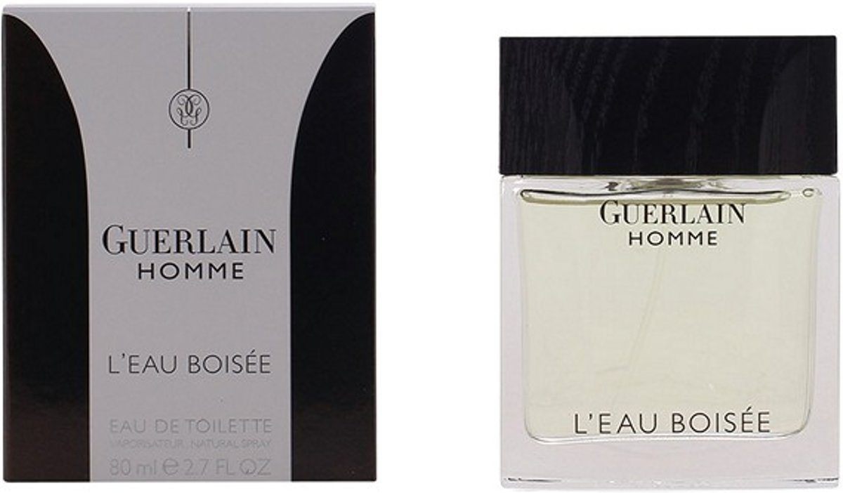 Guerlain Homme Leau Boisee By Guerlain Edt Spray 100 ml - Fragrances For Men