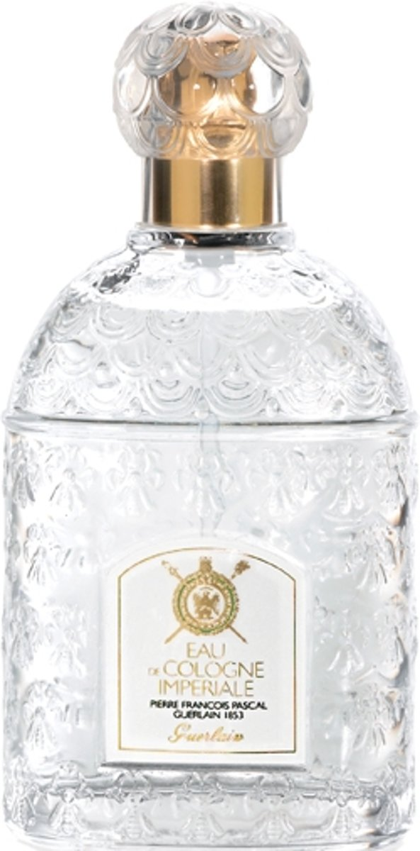 100ml Guerlain Imperiale Cologne De Eau Mannen 3AS54qRjcL