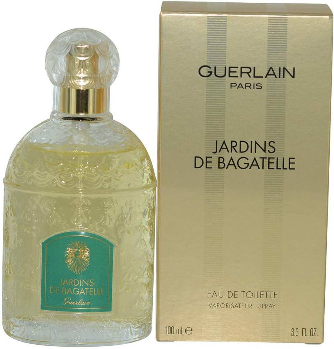 Guerlain Jardins De Bagatelle 100 ml - Eau De Toilette Spray Women