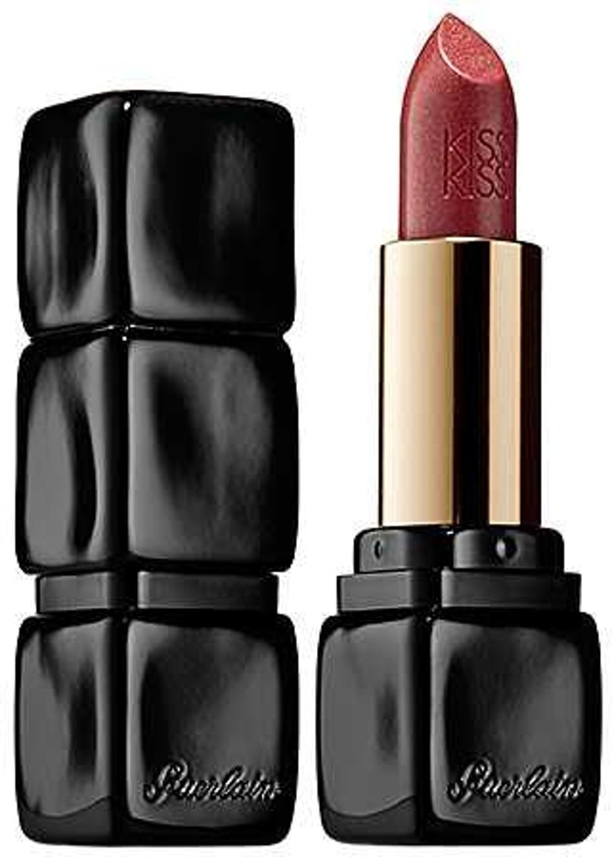 Guerlain Kiss Kiss Creamy Shaping Lip Colour - Fabulous Rose - Lipstick