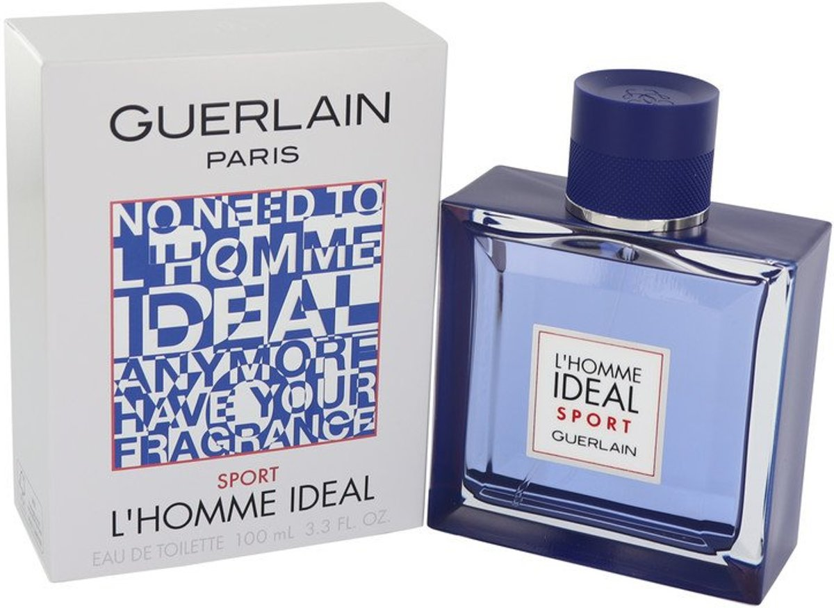 Guerlain LHomme Sport Ideal 100 ml - Eau de Toilette
