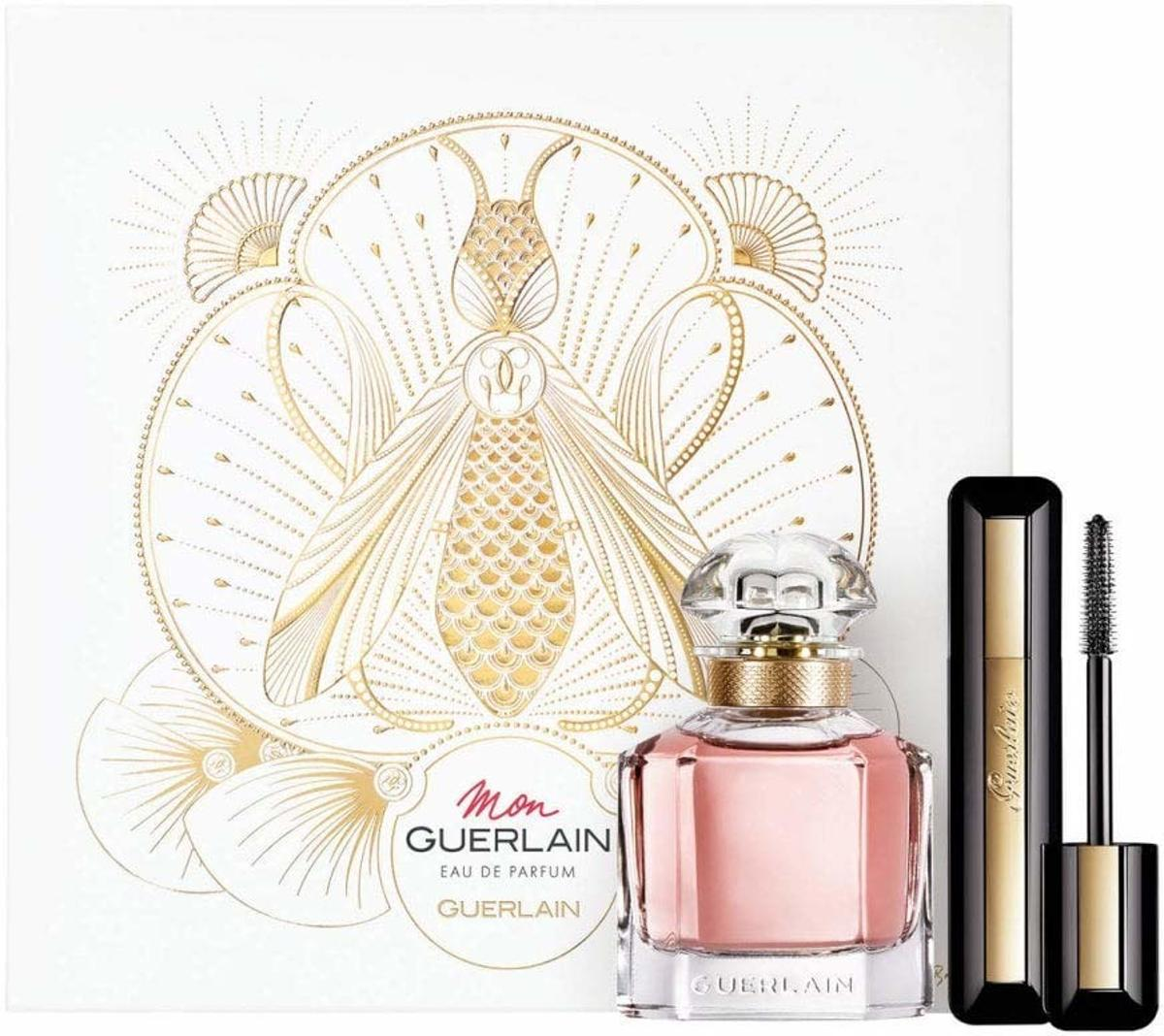 Guerlain Mon Guerlain 50 ml Edp + Mascara set