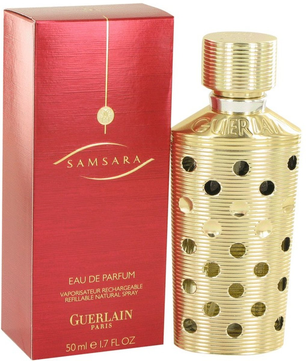Guerlain Samsara 50 ml - Eau De Parfum Spray Refillable Damesparfum