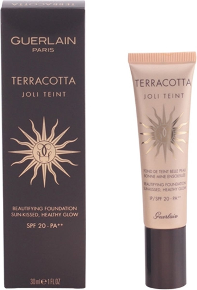 Guerlain Terracotta Joli Teint Foundation SPF20 Dark - 30 ml