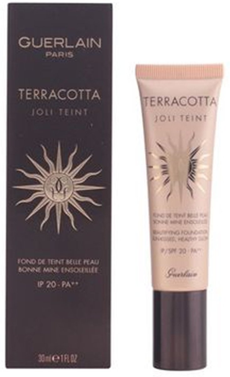 Guerlain Terracotta Joli Teint Foundation SPF20 Naturel - 30 ml