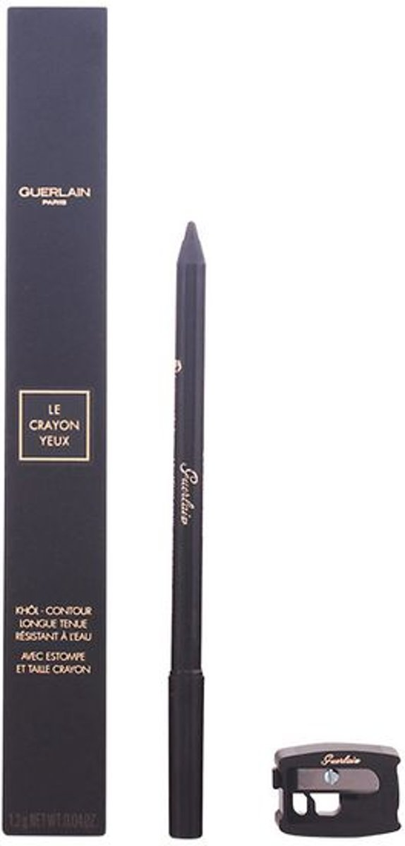 Guerlain The Eye Pencil Long Lasting - 02 Jackie Brown - Oogpotlood