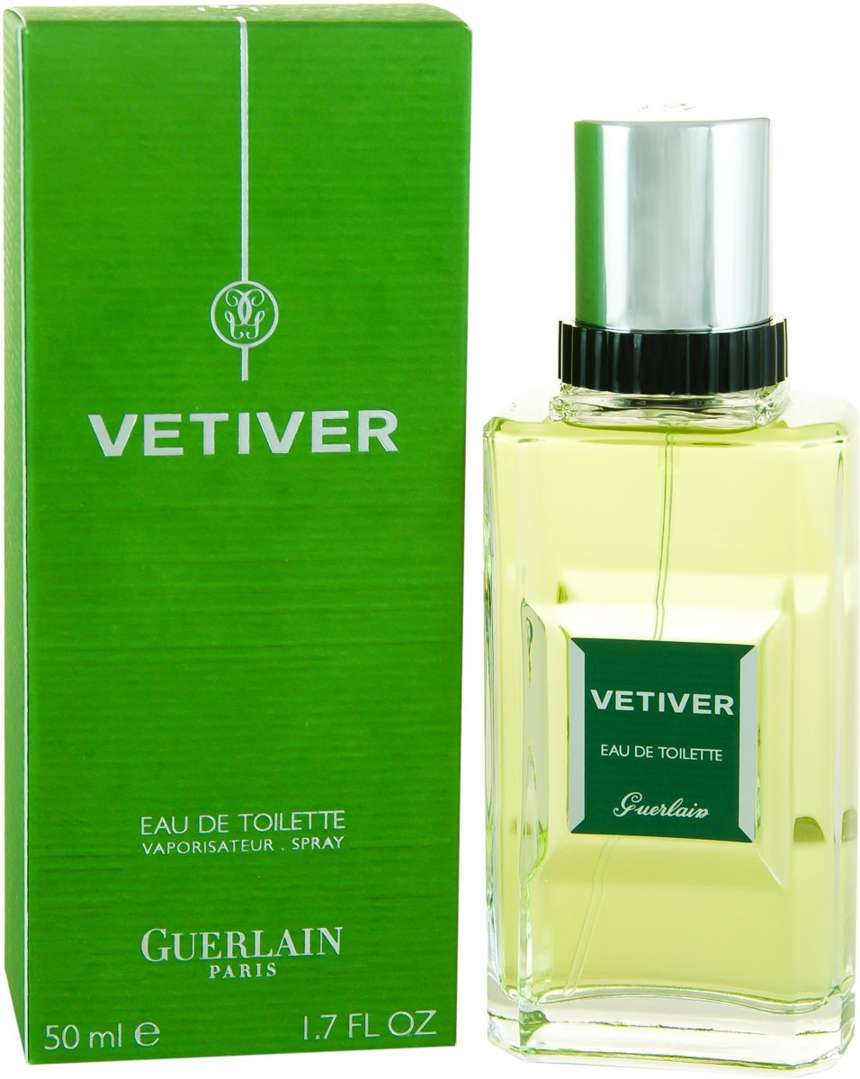 Guerlain Vetiver - 50 ml - Eau de toilette