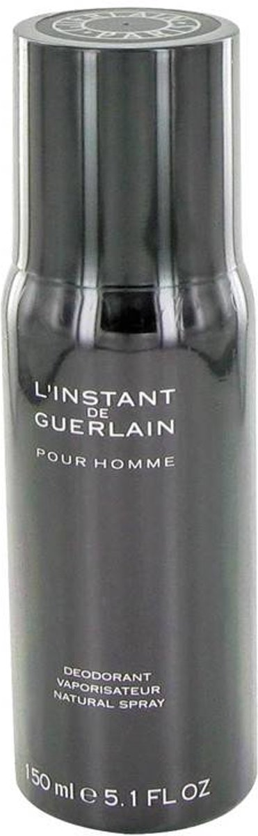 Linstant De Guerlain By Guerlain Deodorant Spray 150 ml - Fragrances For Men