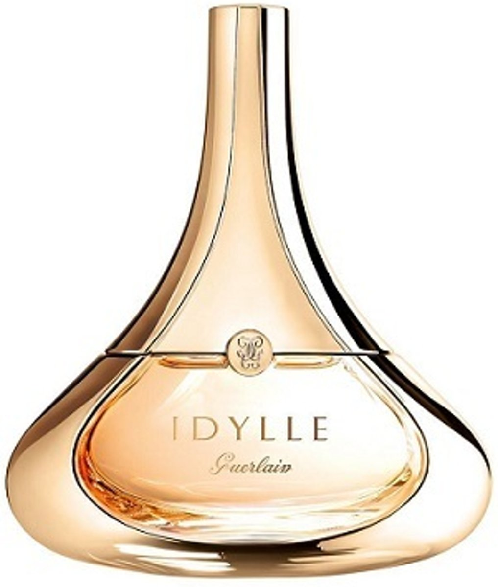 MULTI BUNDEL 2 stuks Guerlain Idylle Eau De Perfume Spray 100ml