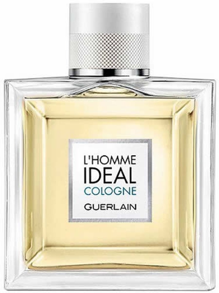 MULTI BUNDEL 2 stuks Guerlain L Homme Ideal Cologne Spray 50ml