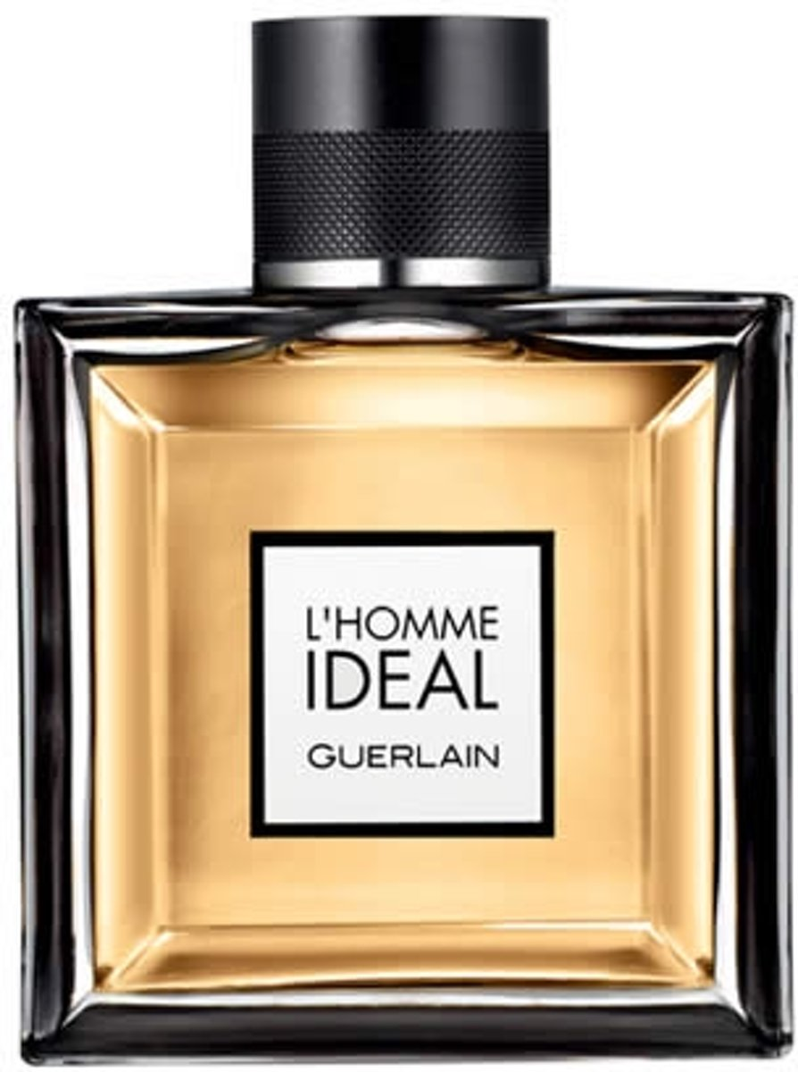 MULTI BUNDEL 2 stuks Guerlain Lhomme Ideal Eau De Toilette Spray 150ml