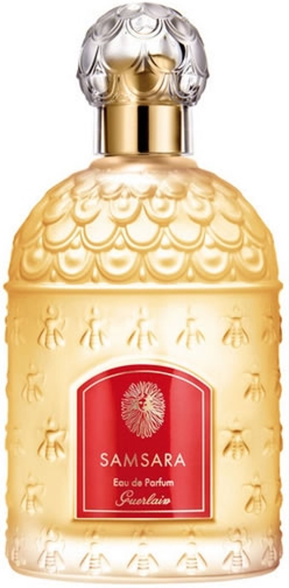 MULTI BUNDEL 2 stuks Guerlain Samsara Eau De Perfume Spray 100ml
