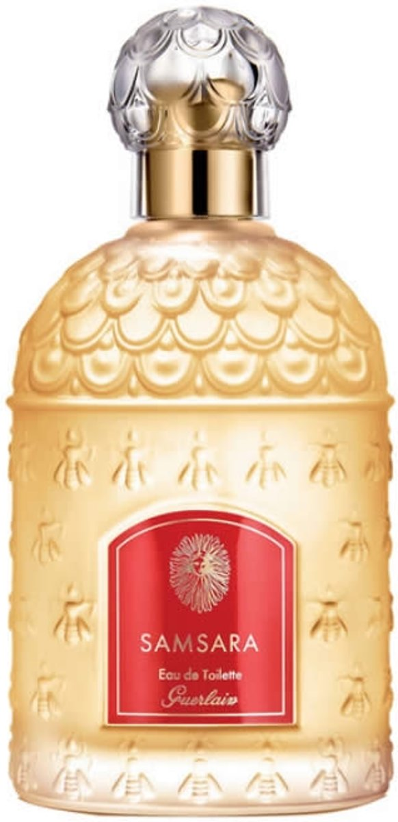 MULTI BUNDEL 2 stuks Guerlain Samsara Eau De Toilette Spray 50ml