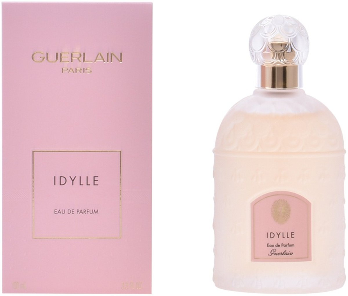 MULTI BUNDEL 2 stuks IDYLLE Eau de Perfume Spray 100 ml
