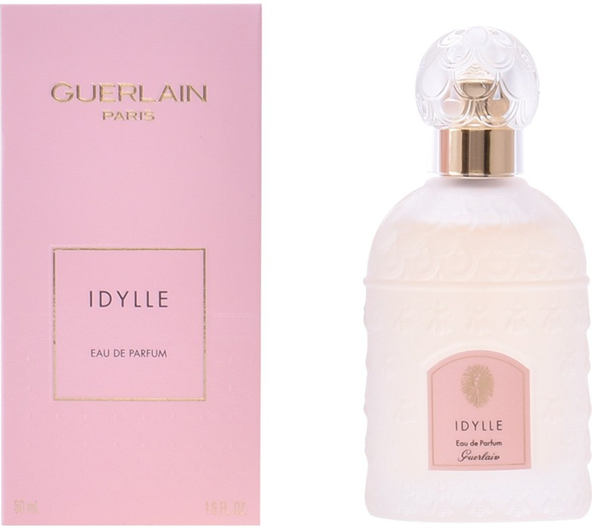 MULTI BUNDEL 2 stuks IDYLLE Eau de Perfume Spray 50 ml