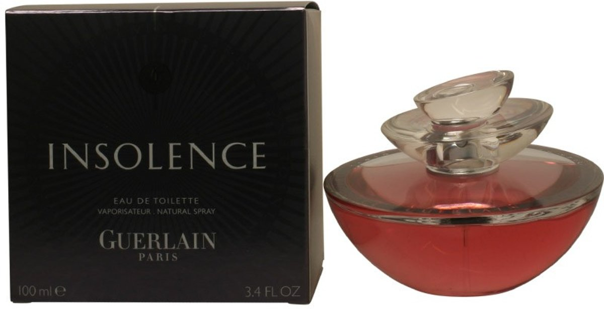 MULTI BUNDEL 2 stuks INSOLENCE Eau de Toilette Spray 100 ml