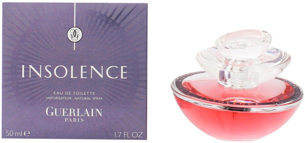 MULTI BUNDEL 2 stuks INSOLENCE Eau de Toilette Spray 50 ml