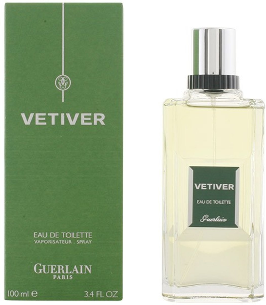 MULTI BUNDEL 2 stuks VETIVER Eau de Toilette Spray 100 ml