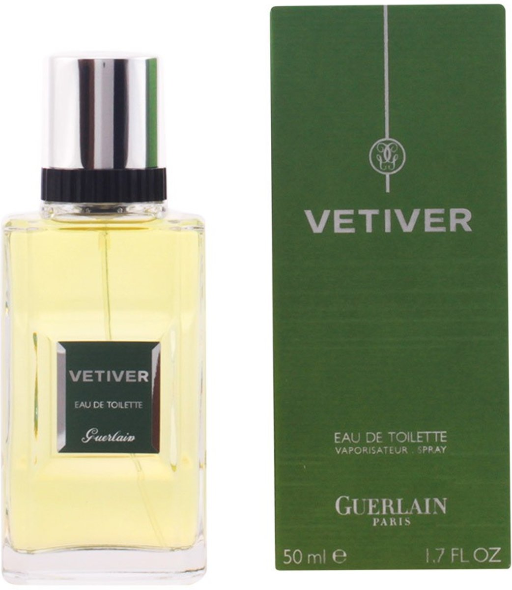 MULTI BUNDEL 2 stuks VETIVER Eau de Toilette Spray 50 ml