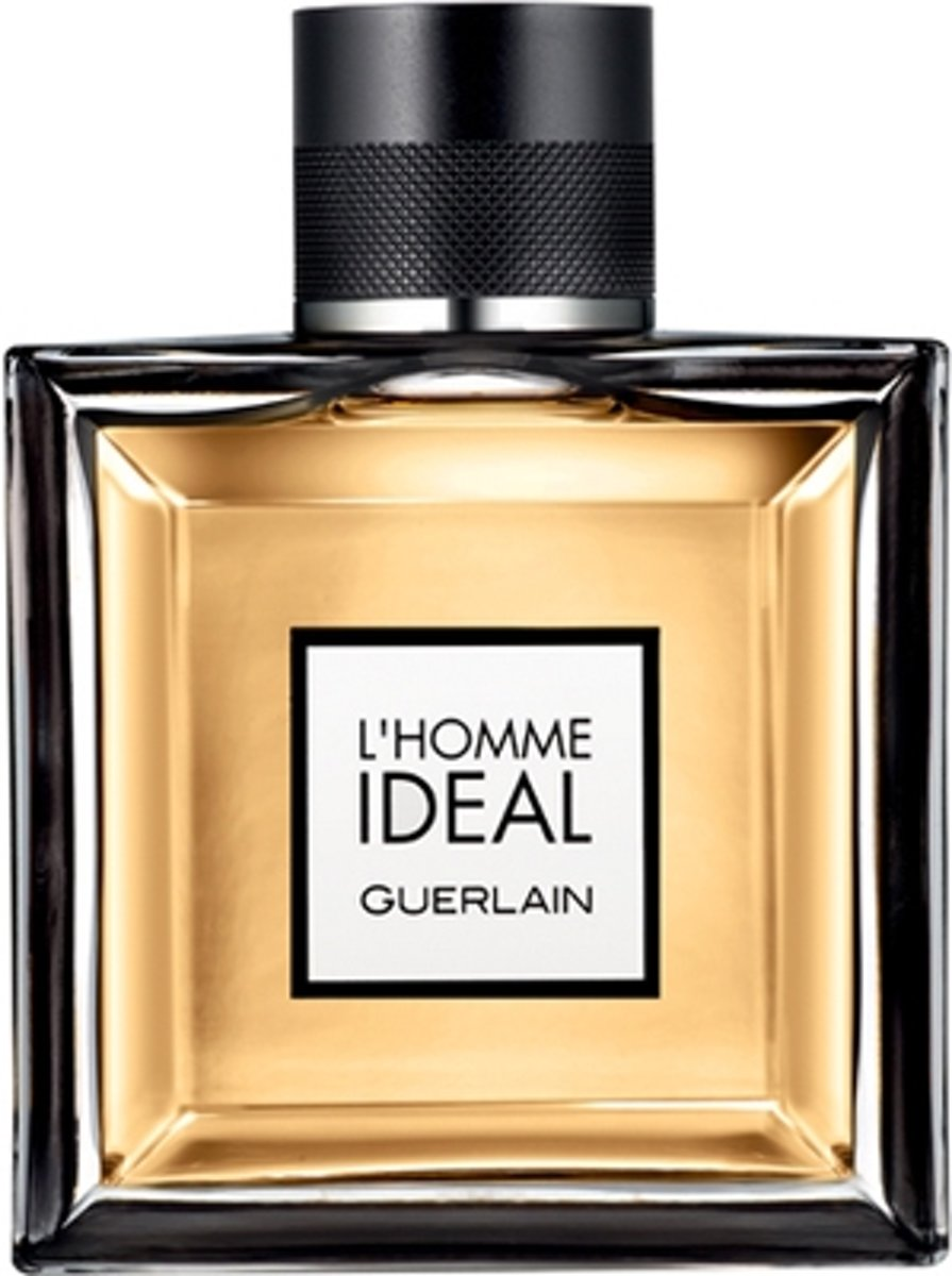 MULTI BUNDEL 3 stuks Guerlain Lhomme Ideal Eau De Toilette Spray 50ml
