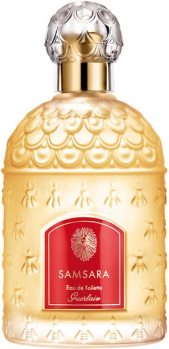 MULTI BUNDEL 3 stuks Guerlain Samsara Eau De Toilette Spray 100ml