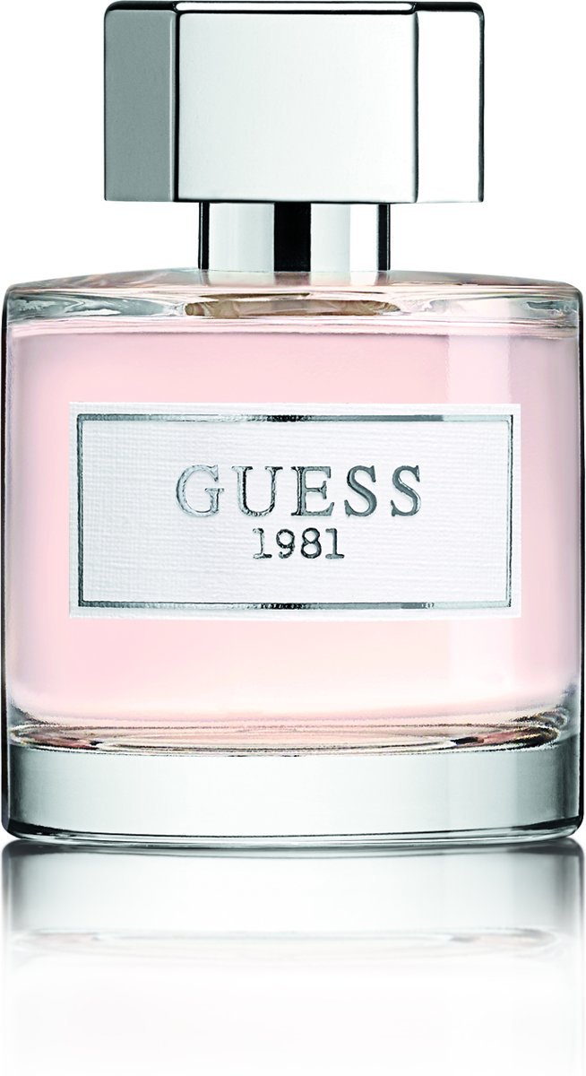 Guess Woman 1981 50 ml - Eau de toilette - Damesparfum