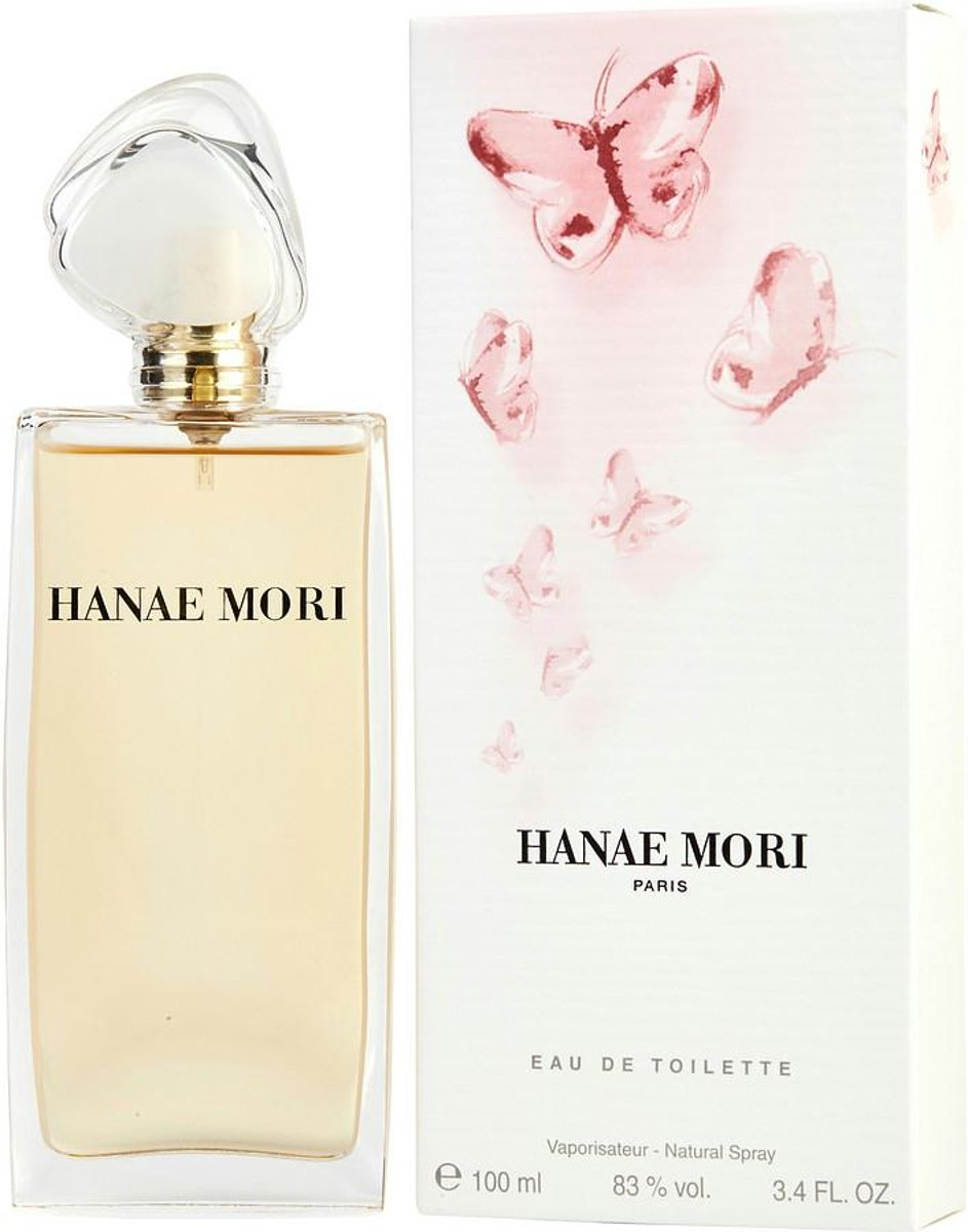Hanae Mori By Hanae Mori Edt Spray 100 ml - parfumerie voor dames
