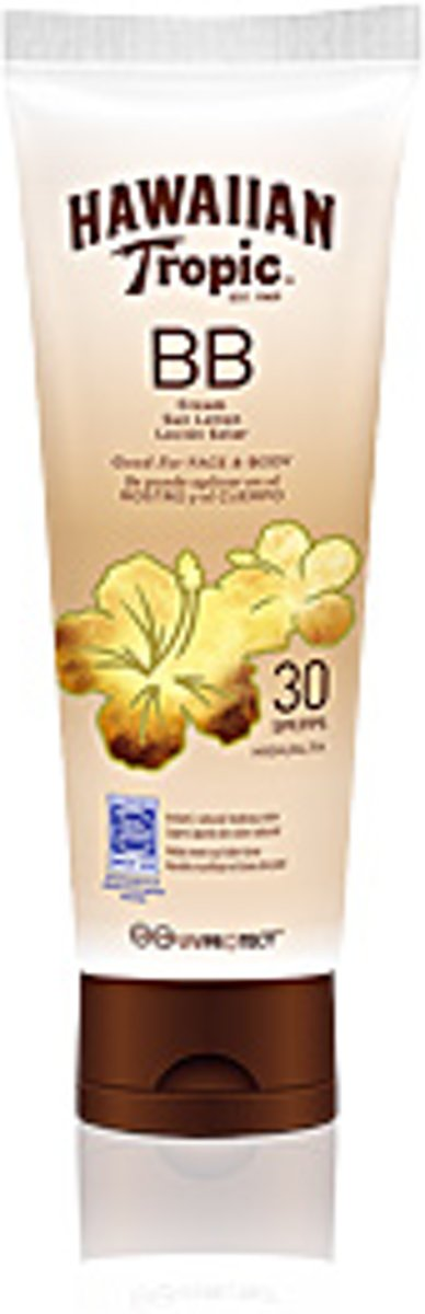 1 BB CREAM FACE & BODY sun lotion SPF30 150 ml