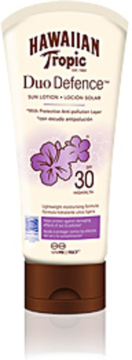 1 DUO DEFENSE sun lotion SPF30 180 ml