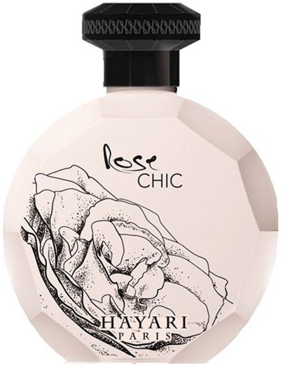 Zonder doos Hayari Rose Chic Eau de Parfum Spray 100 ml
