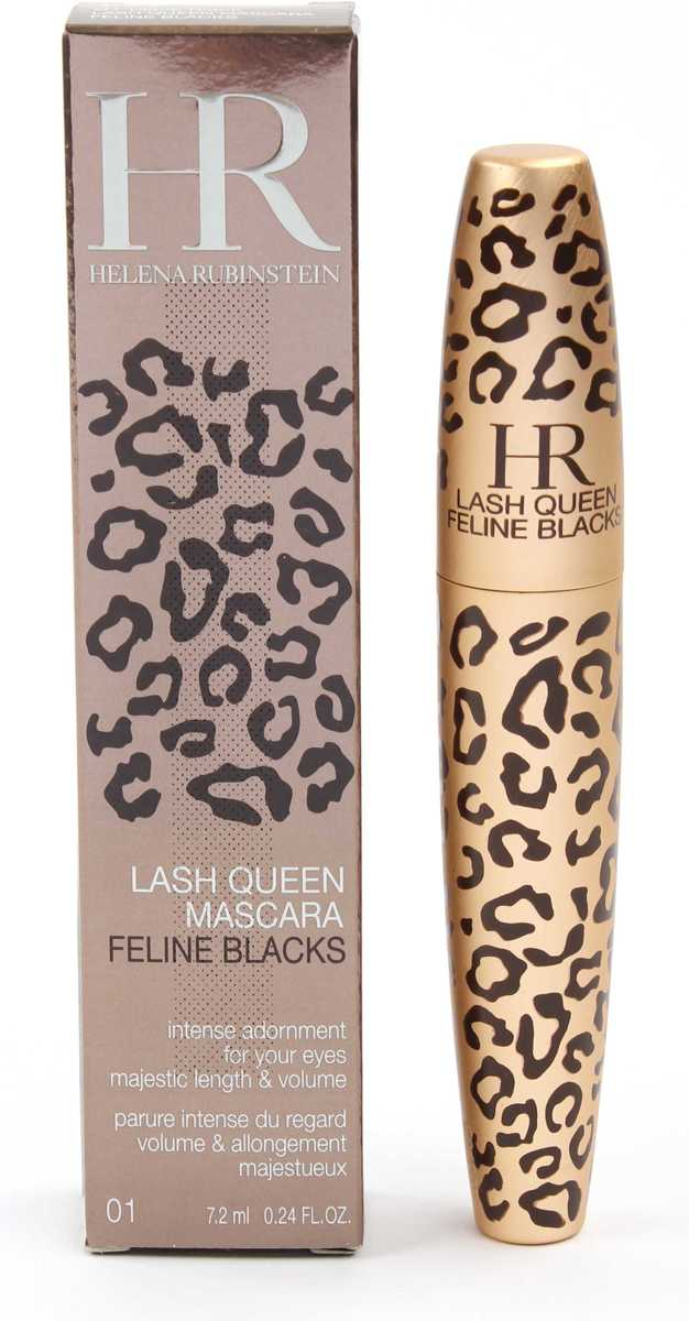 Helena Rubinstein Lash Queen Feline Blacks - Zwart - Mascara