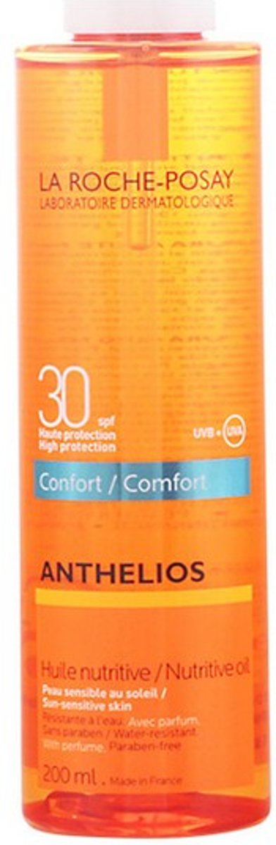 ANTHELIOS huile nutritive confort SPF30 verstuiver 200 ml