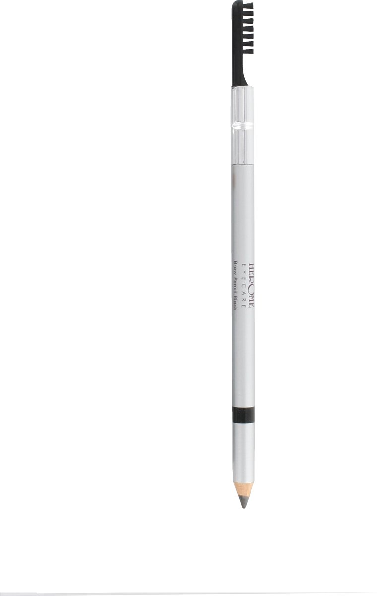 Herôme  Eye Care Brow Pencil Black - 1 st - pencil