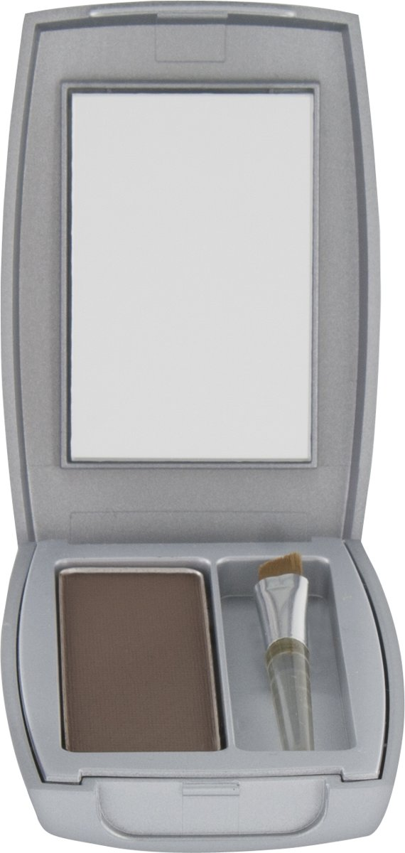 Herôme  Eye Care Compact Powder Dark Brown - 1 st - powder