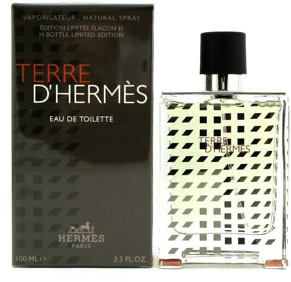 Hermes Terre DHermes Limited Edition Edt 100 Ml Spray