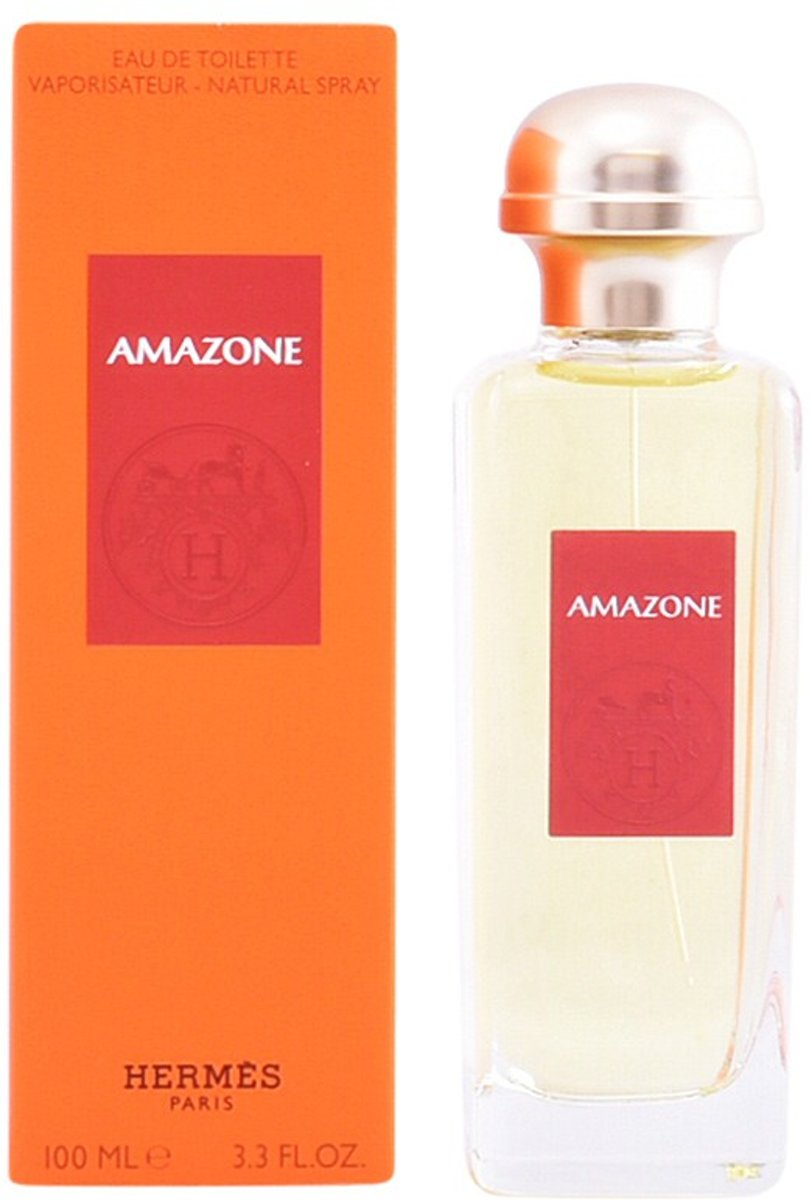 MULTI BUNDEL 2 stuks AMAZONE Eau de Toilette Spray 100 ml