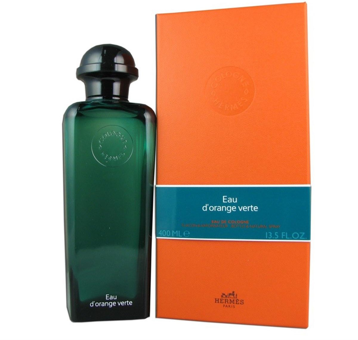 MULTI BUNDEL 3 stuks Hermes Eau Dorange Verte Eau De Cologne Spray 50ml
