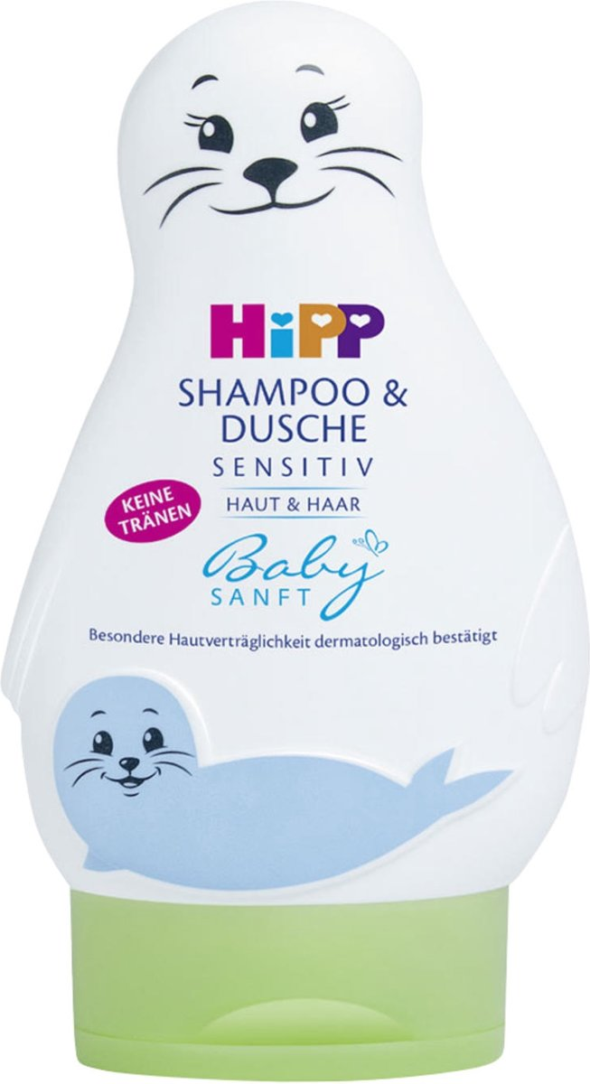 HiPP Shampoo & Douche Senstive 200 ml