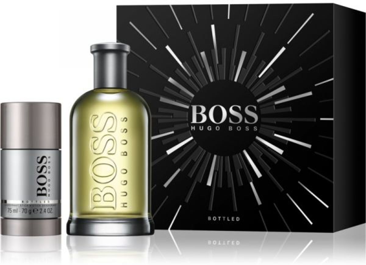 Boss Bottled eau de toilette 200 ml + deostick