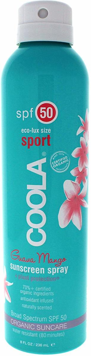 Coola Body Sunscreen Spray SPF 50 236ml