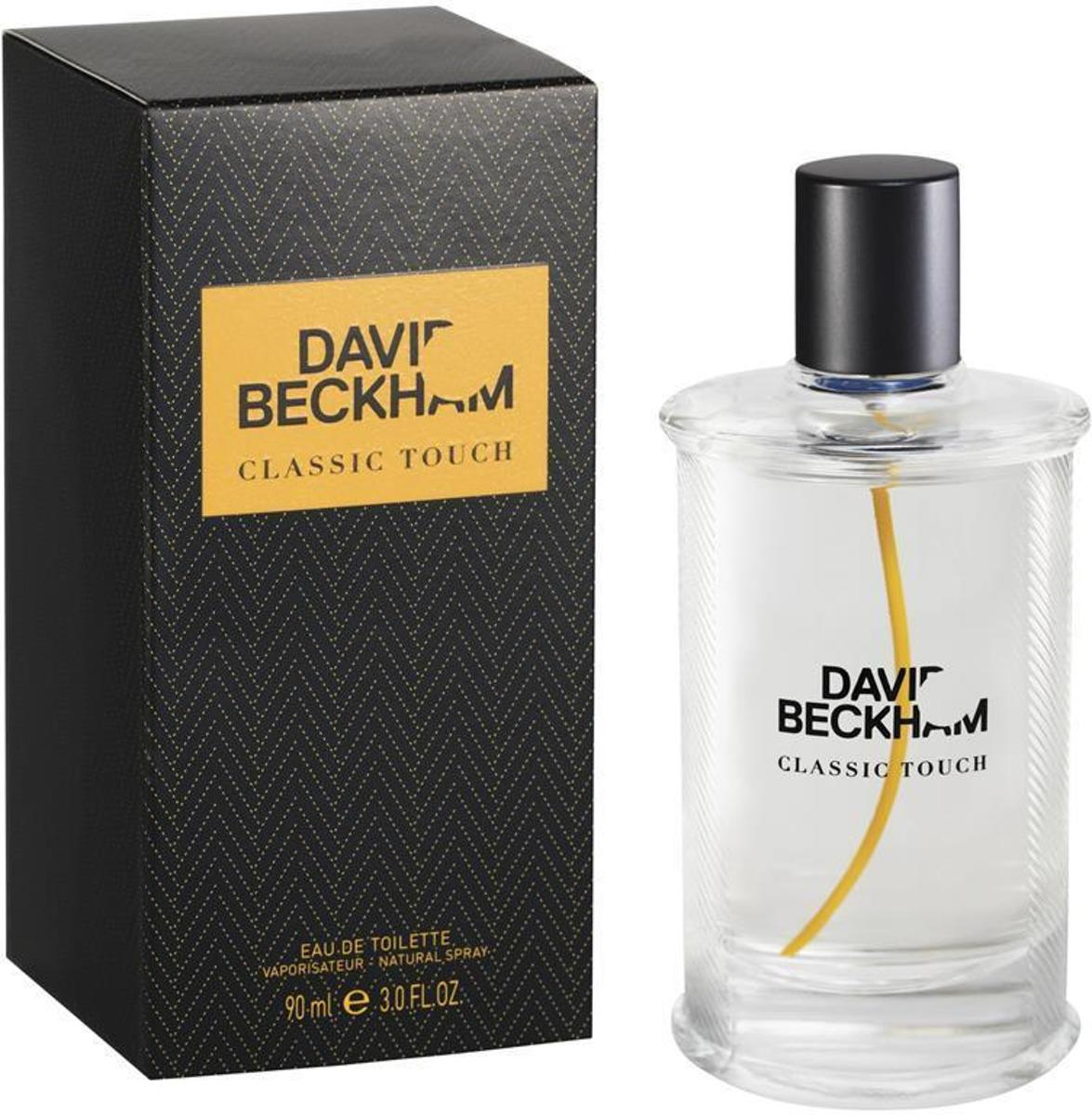 David Beckham Classic Touch edt 90 ml