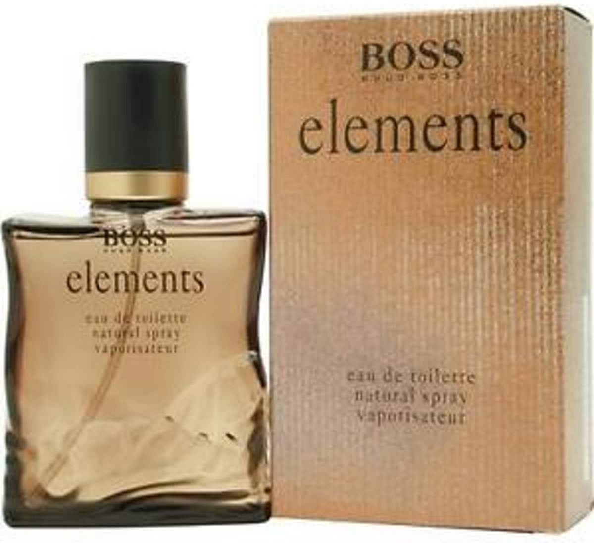 Elements - Hugo Boss Eau de Toilette Spray 50 ML