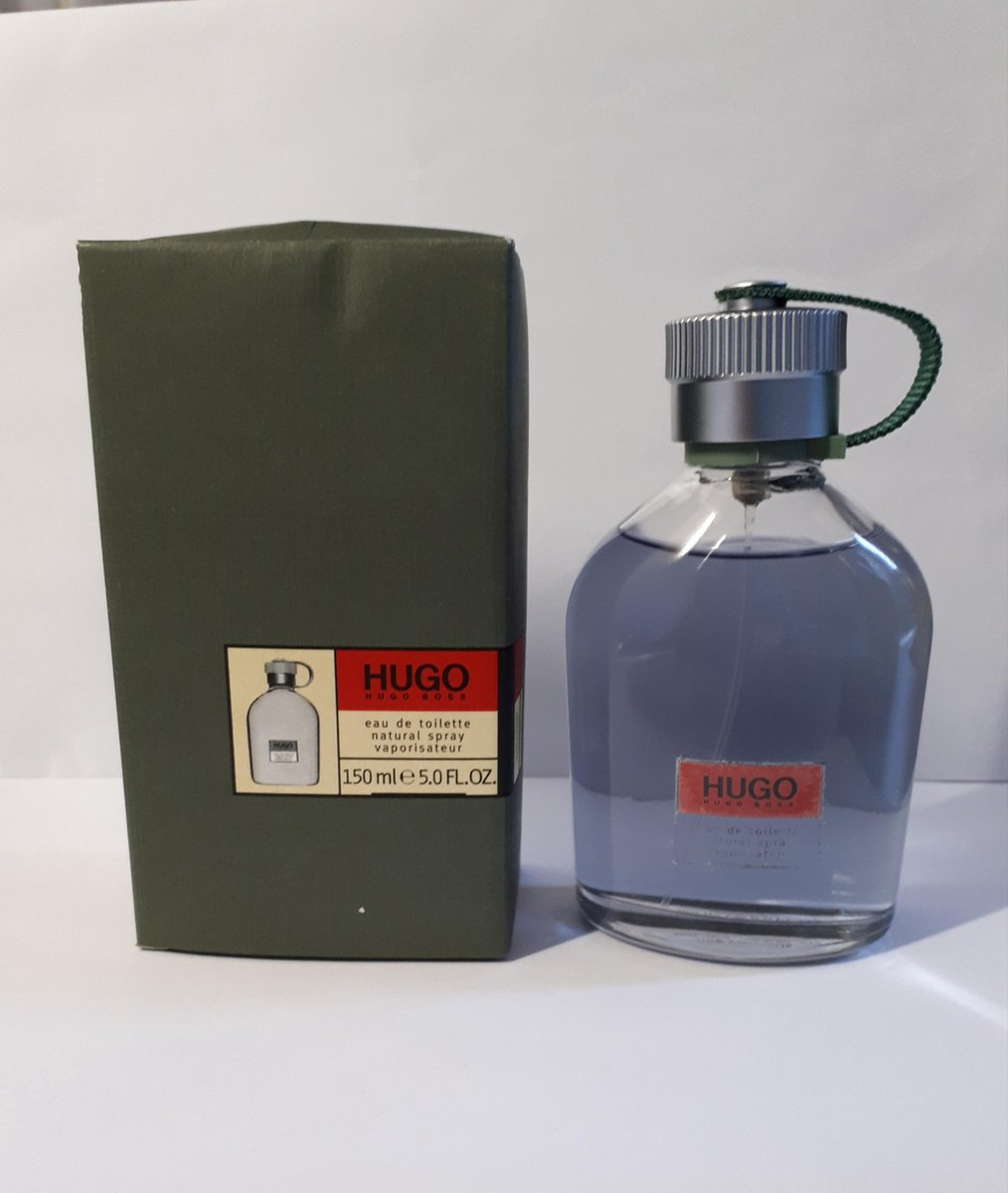 HUGO , Hugo Boss, Eau de toilette, 150 ml, spray - Vintage