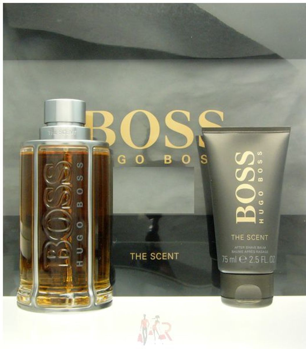 Hugo Boss - Eau de toilette - The Scent 200ml eau de toilette + 75ml aftershave balm - Gifts ml