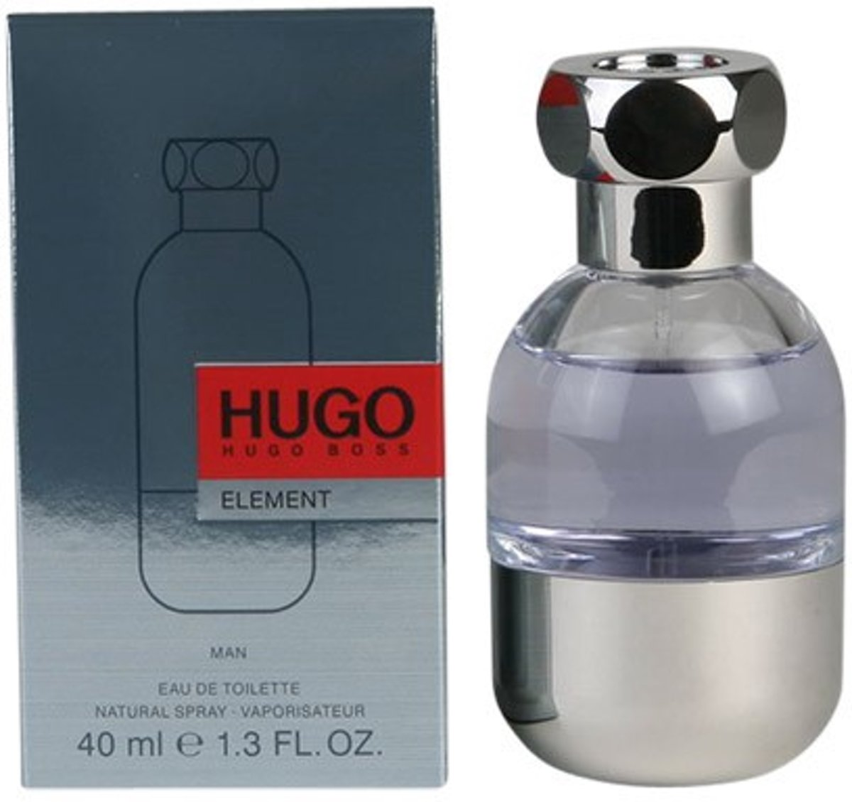 Hugo Boss - HUGO ELEMENT - eau de toilette - spray 40 ml