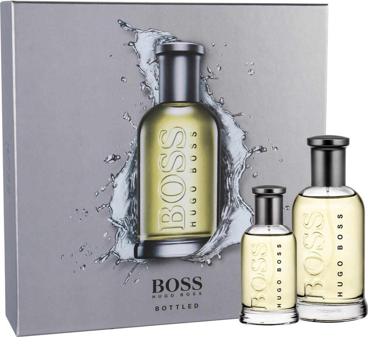 Hugo Boss Boss Bottled Geschenkset 100ml EDT + 30ml EDT
